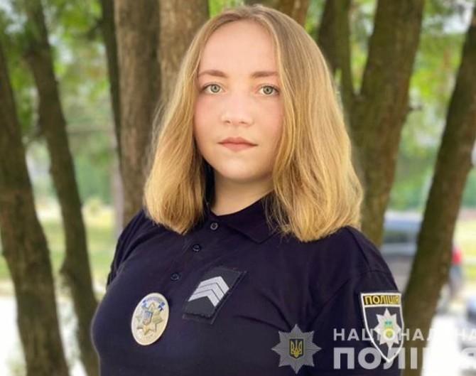 На Тернопільщині на ставку 23-річна поліцейська врятувала людину (ФОТО)