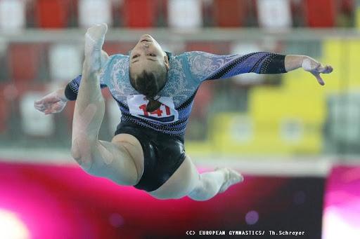 Анастасія Бачинська на етапі Кубка світу вийшла до фіналу на колоді