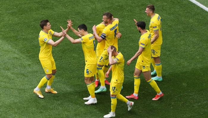 Збірна України вийшла у плей-офф Євро-2020