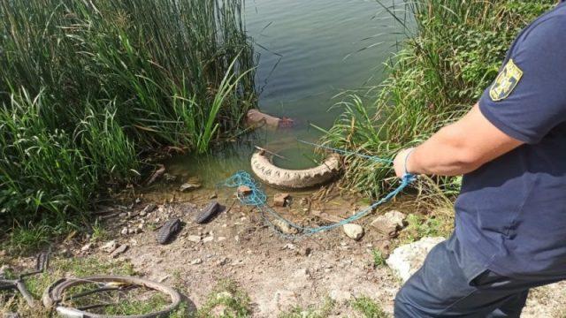 Смерть на воді: на Чортківщині втопився чоловік
