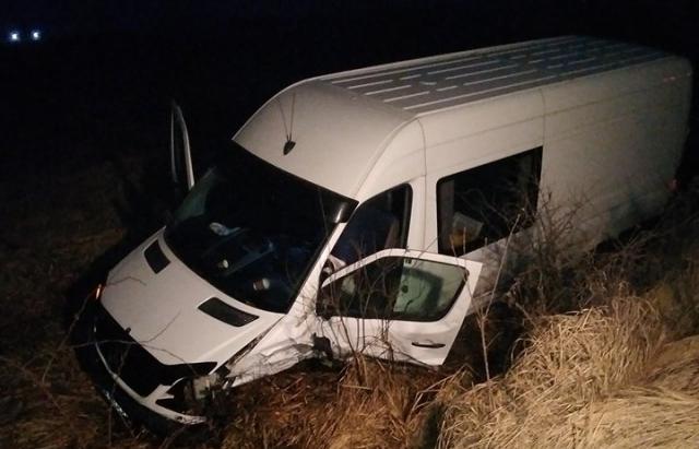 """Смертельна аварія: загинув 25-річний водій """"Мерседеса"""" з Тернопільщини"""