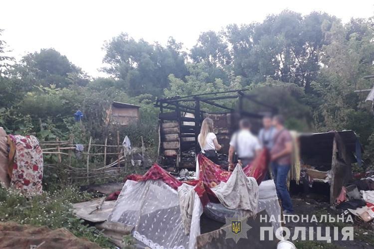 Поліція з'ясовує, чому загинула дитина на Тернопільщині (ФОТО)