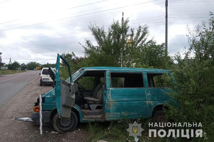 За добу на території Тернопільщини сталося три ДТП, у яких травмовано чотирьох осіб