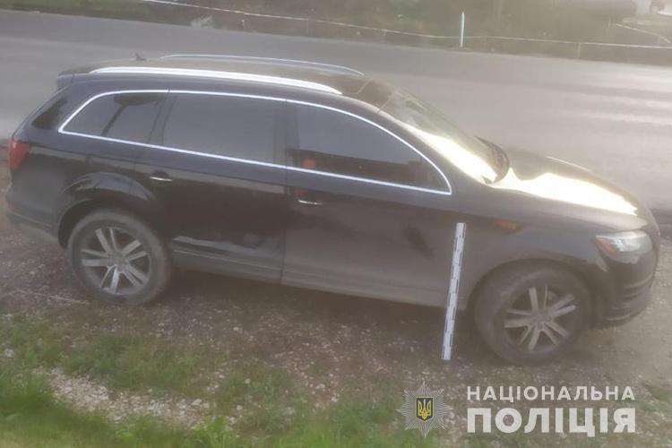 У Тернополі водій на Audi Q7 збив пішохода: чоловік у реанімації (ФОТО)