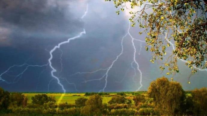 Знову негода: на Тернопіллі оголосили штормове попередження