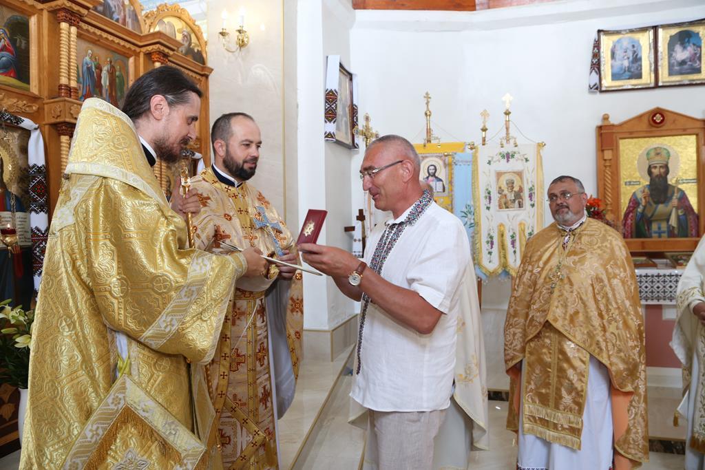 У Буцневі відбулися дві урочисті Літургії (ВІДЕО)