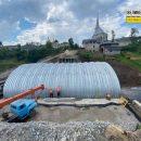 Міст у Струсові розширять до 9 метрів. Коли планують відкрити?