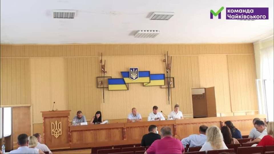 Депутати Тернопільської райради підтримали звернення про збереження української мови