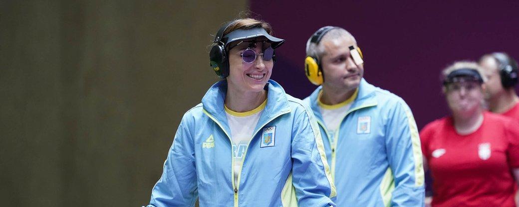 У стрільбі з пістолета українська збірна здобула ще одну медаль Олімпіади