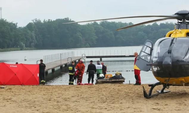 У Польщі в озері втопився 2-річний хлопчик, поки його українські батьки спали після гучної вечірки