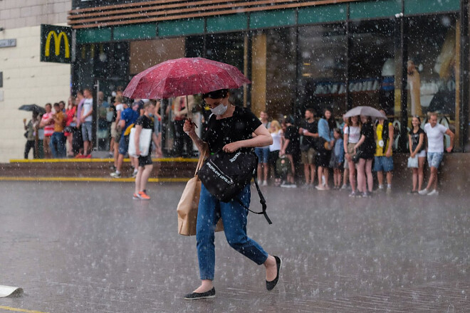 Спека і грози: яку погоду передбачають на Тернопільщині