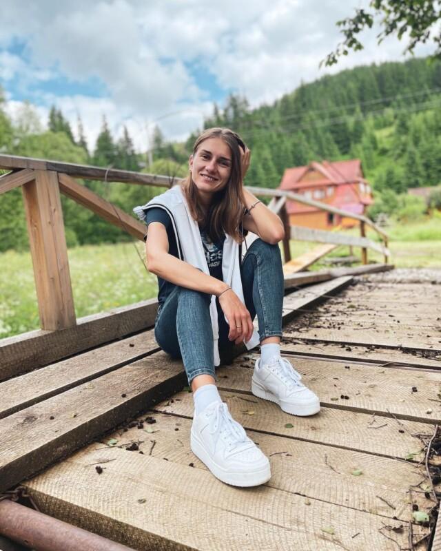 Тернопільська бігунка Наталя Стребкова: «Задоволена, що змогла потрапити на Олімпіаду. Це було завдання-мінімум для мене»