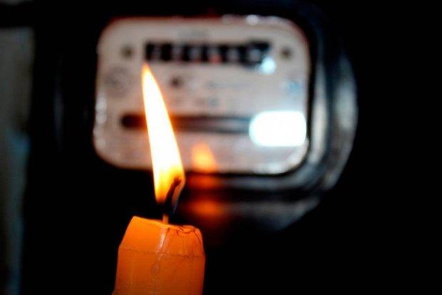 Де на Тернопільщині завтра не буде світла (понад 100 населенних пунктів)