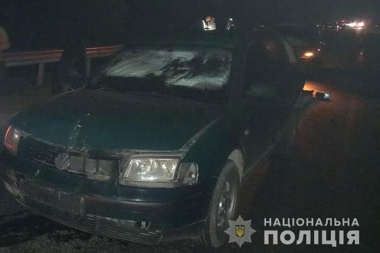 Неподалік Заліщиків Volkswagen врізався у підводу. Фірман — у лікарні