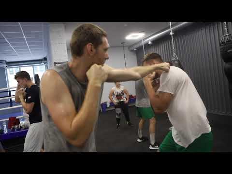 """БК Тернопіль на """"передсезонці"""" проводить тренування з… боксу (відео)"""