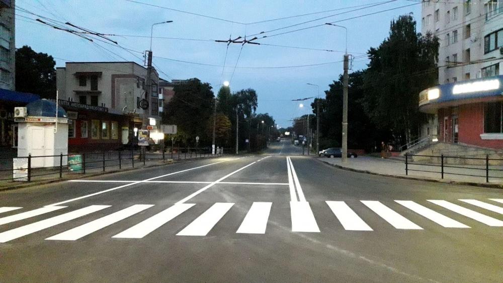 У Тернополі на одному із перехресть діє нова схема проїзду: стало краще? (ФОТО)