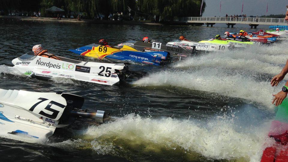 На Тернопільському ставі відбудеться Чемпіонат світу з водно-моторного спорту