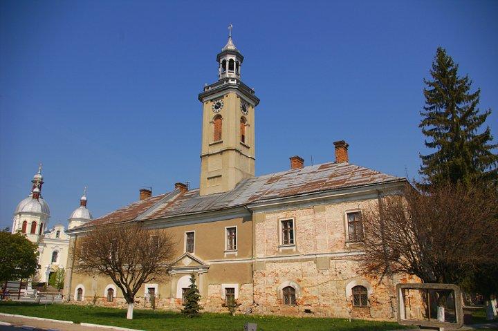 У Бережанах за 26 млн грн відреставрують ратушу XIX століття