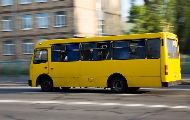 У Тернополі у маршрутці впав пасажир – водій отримав 3400 гривень штрафу