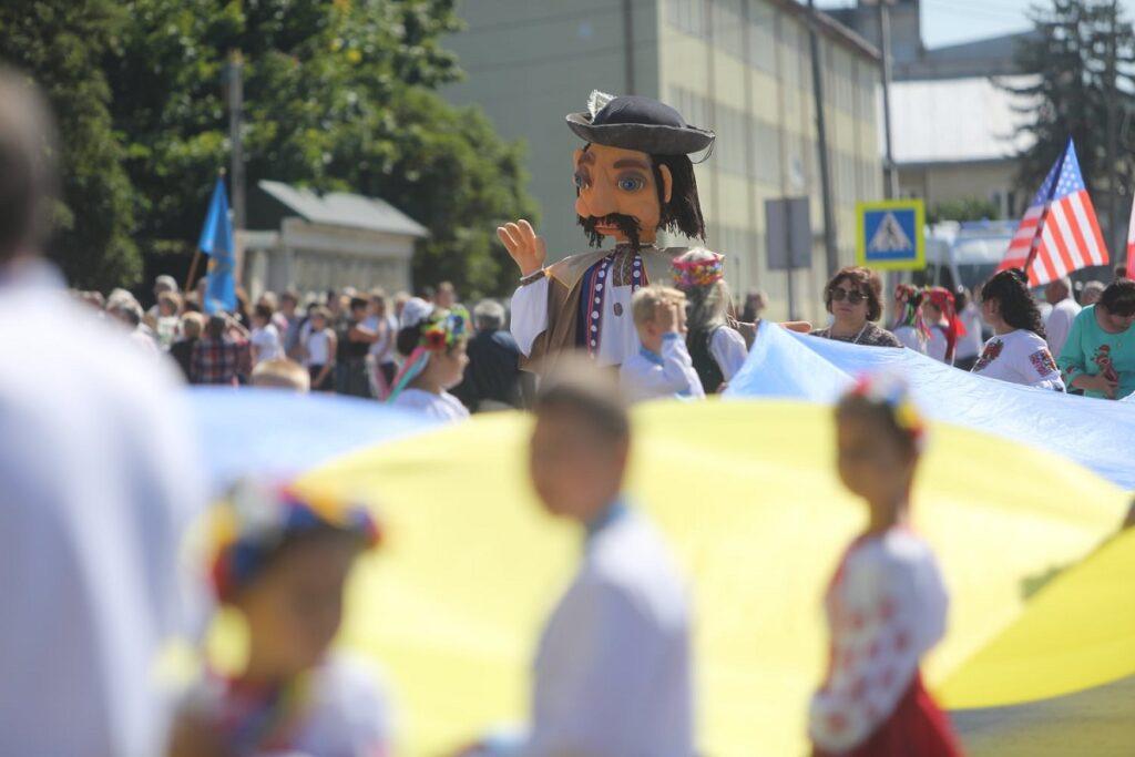 У столицю лемків на Тернопільщину з'їхалися тисячі людей (ФОТО)