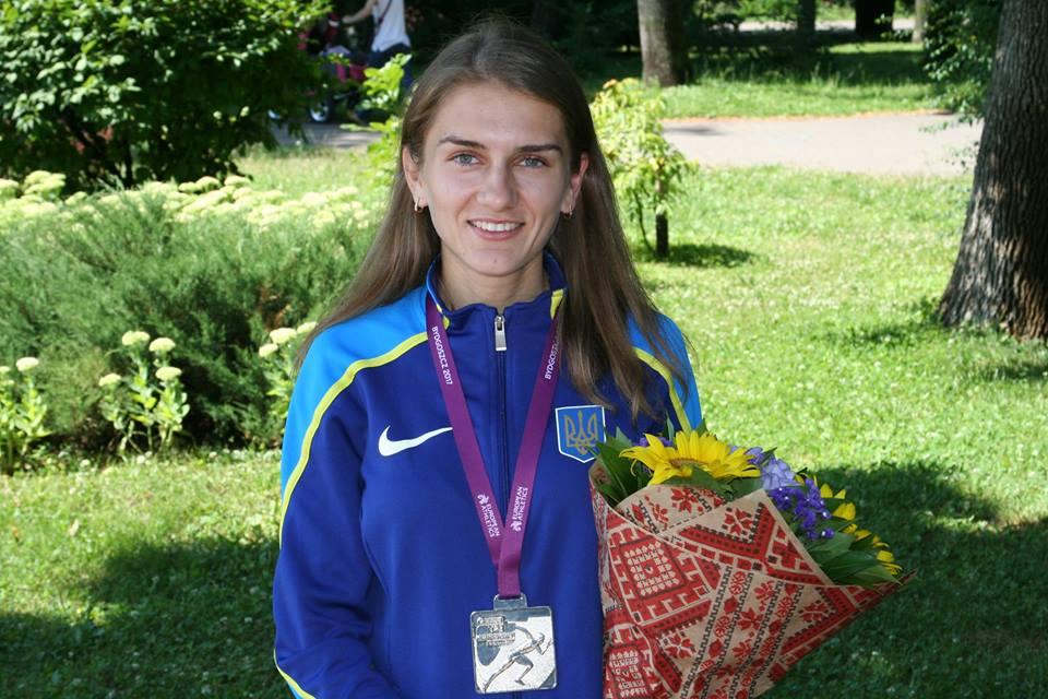 Тернопільська бігунка Наталя Стребкова посіла 2 місце на престижному змаганні в Угорщині (відео)