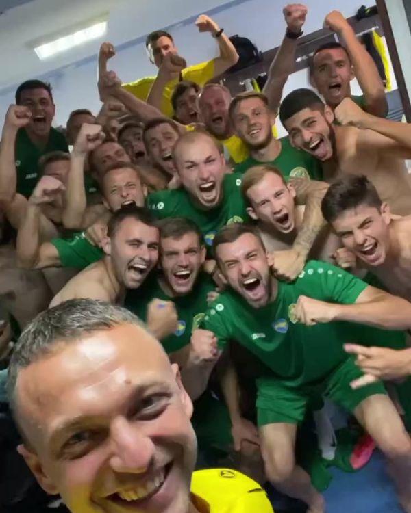 Тернопільська Нива здобула другу перемогу в сезоні (відеоогляд, таблиця)