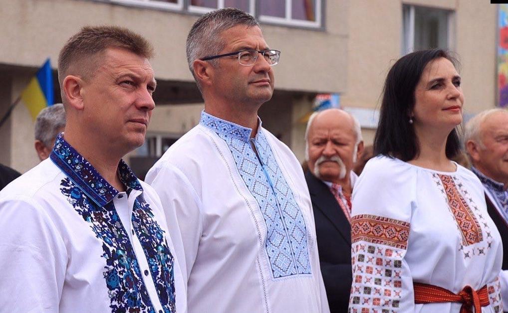 На Тернопільщині урочисто відсвяткували 30-річчя Незалежності України (ВІДЕО)