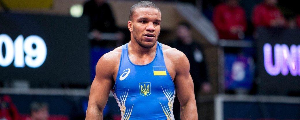 Борець Жан Беленюк здобув перше золото на Олімпіаді в Токіо!