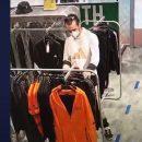 """У Тернополі в """"Подолянах"""" хлопець викрав одягу на 24000 гривень: розшук (ВІДЕО)"""