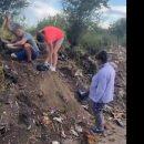 Розкриття злочину 17-річної давності: на Тернопільщині знайти рештки хлопця, якого на смітнику закопали друзі (ВІДЕО)