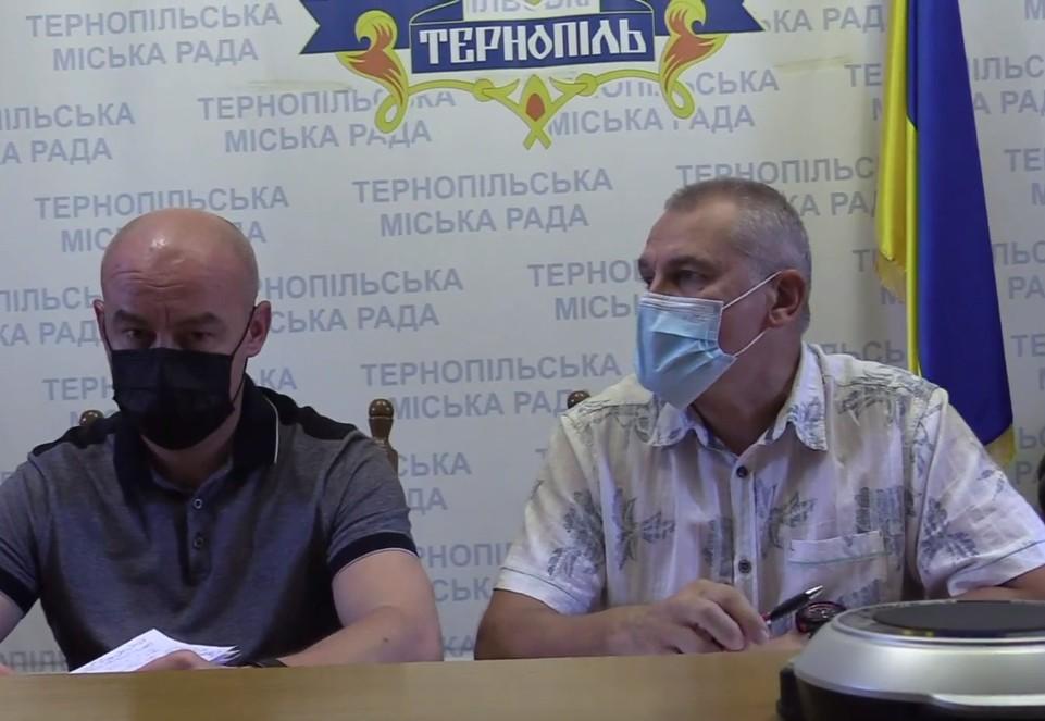 """""""Дельта"""" у Тернополі: або щеплення до 15 вересня, або щотижневий ПРЛ-тест (ВІДЕО)"""