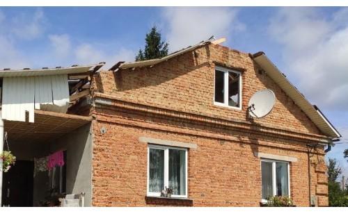 Колосальні збитки: розповіли масштаб жахливих руйнувань, що завдала негода на Тернопільщині (ФОТО)