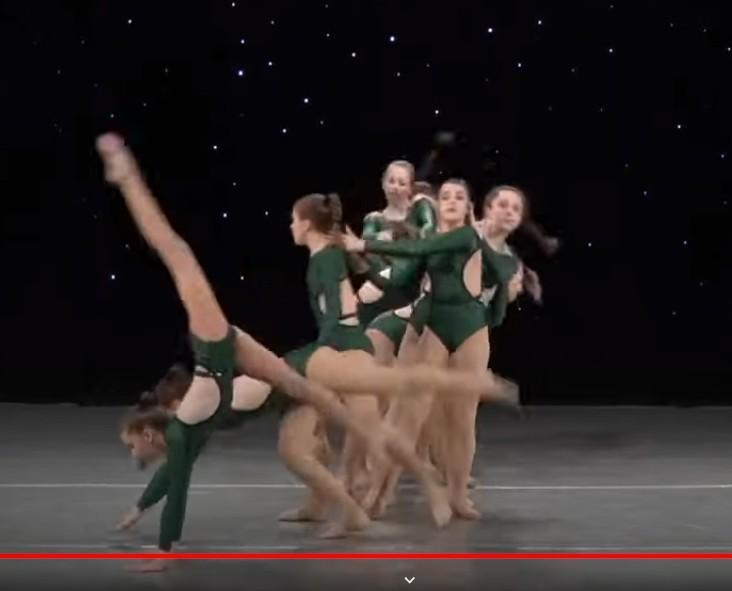 """""""Браво!"""": танцюристки з Тернополя вибороли ще одне """"золото"""" на Чемпіонаті Світу (ВІДЕО)"""