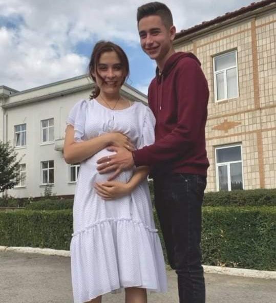 Сасанчин стане батьком: наречена Романа вагітна. Зворушливе фото