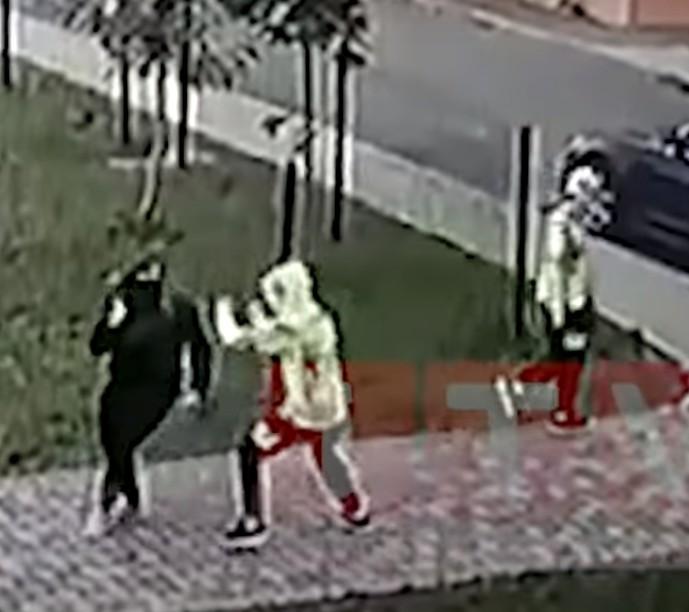 """""""Жорстокі відеоігри"""": на дитячому майданчику 15-річні близнюки напали з ножем на жінку (ВІДЕО)"""
