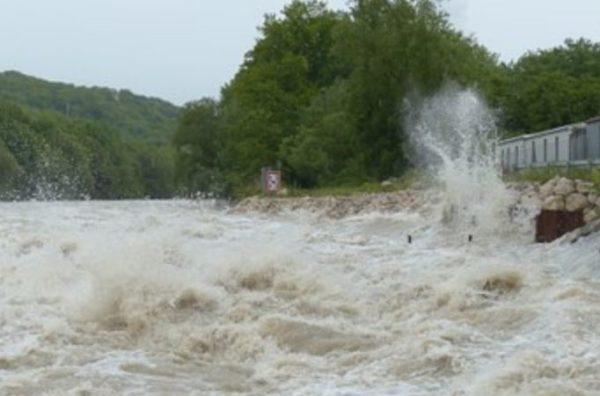 ДСНС попереджає про підйом рівня води на заході України