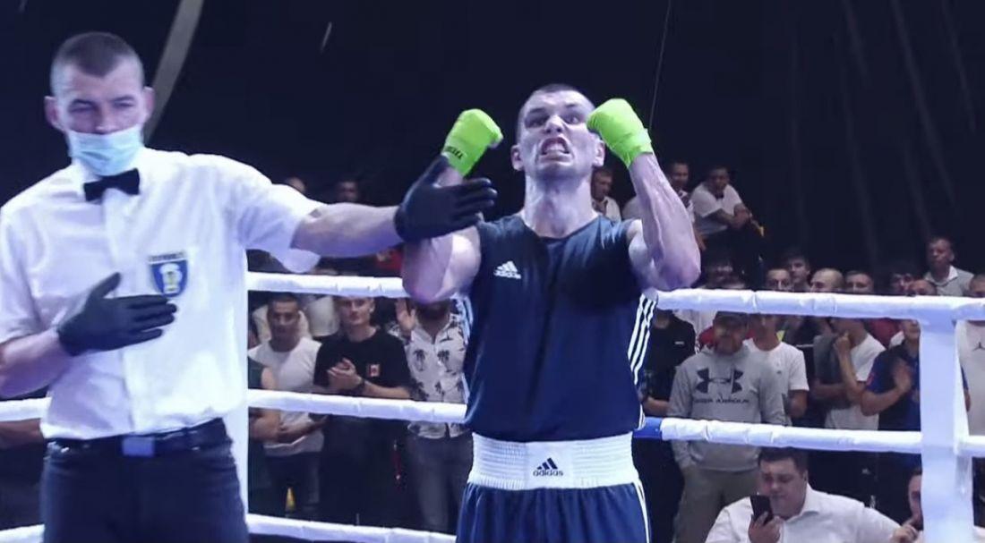 Вперше в історії боксу: тернополянин чемпіон України серед дорослих