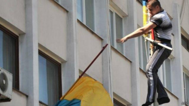Сепаратиста з Маріуполя, який уклав угоду з тернопільським прокурором, звільнили від відбування покарання