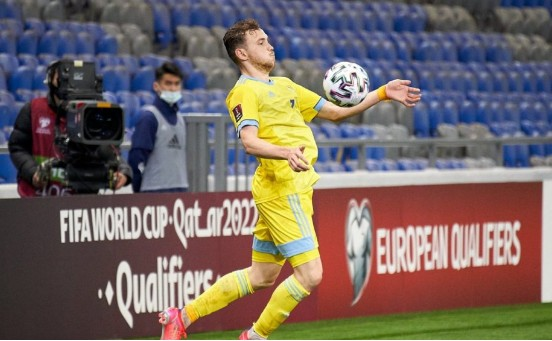 Автор двох забитих м'ячів у ворота збірної України провалив допінг-тест