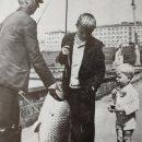 Опублікували ретро фото рекордного улову у Тернополі на ставі (ФОТО)