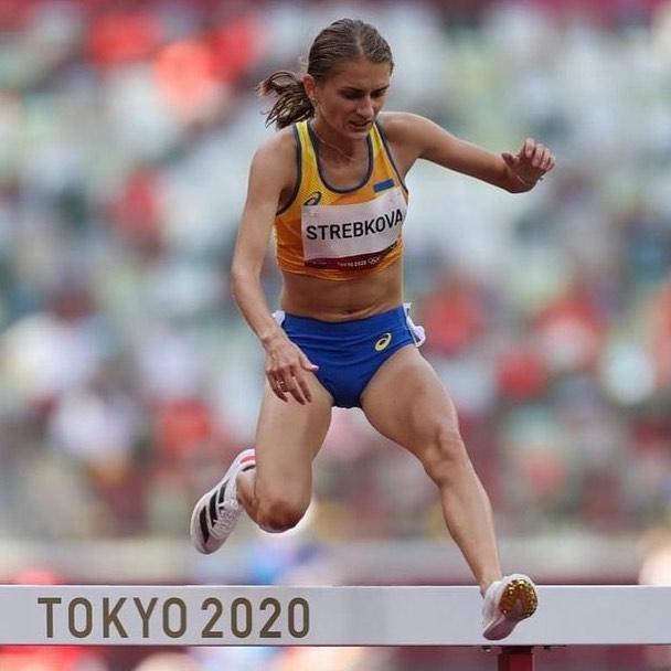Тернопільська олімпійка Наталя Стребкова оновила особистий рекорд на ще одній дистанції