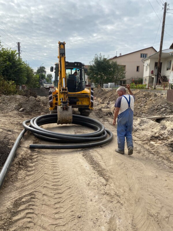 У Бережанах замінять газопровід, якому майже 60 років