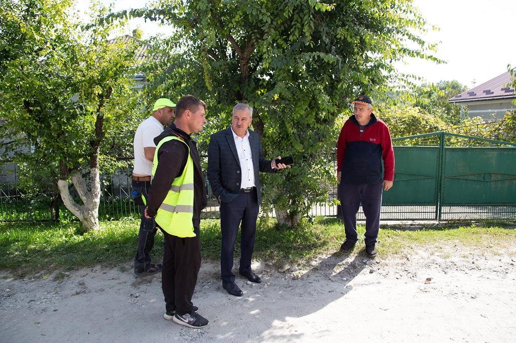 У Великоберезовицькій громаді активно триває будівництво об'єктів соціальної сфери (ФОТО)