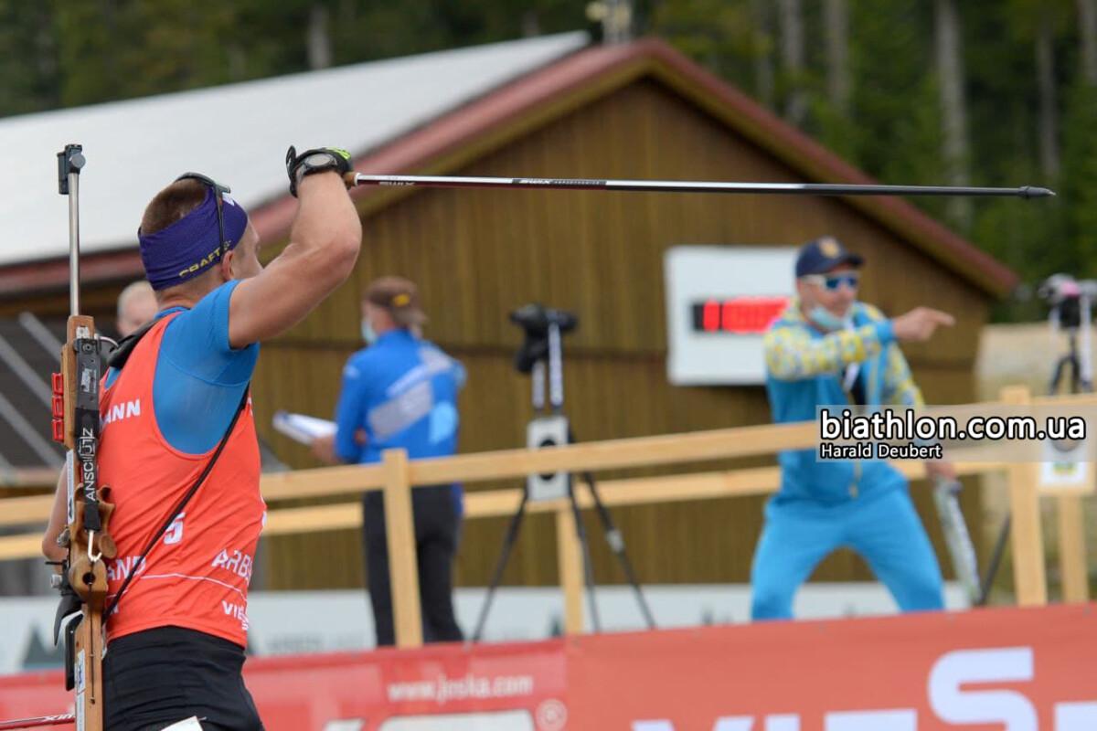 Дмитро Підручний виграв гонку переслідування на чемпіонаті Німеччини