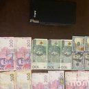Поліцейський зі Збаража повернув власнику знайдений гаманець із великою сумою грошей