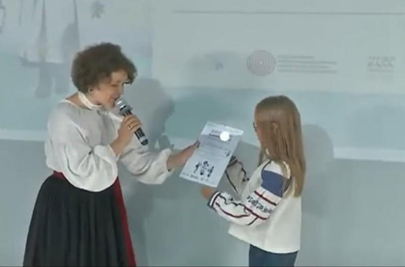 Юна блогерка з Тернополя здобула перемогу на престижному конкурсі в Києві (ВІДЕО)