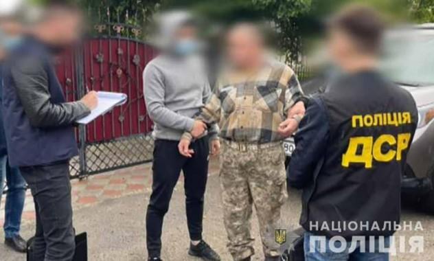 Заступник Козівського воєнкома, який попався на хабарі 1500 доларів, отримав 41650 грн штрафу (ФОТО)