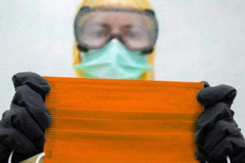 """Найгірша епідситуація на Тернопільщині: п'ять областей відповідають """"помаранчевій"""" зоні"""