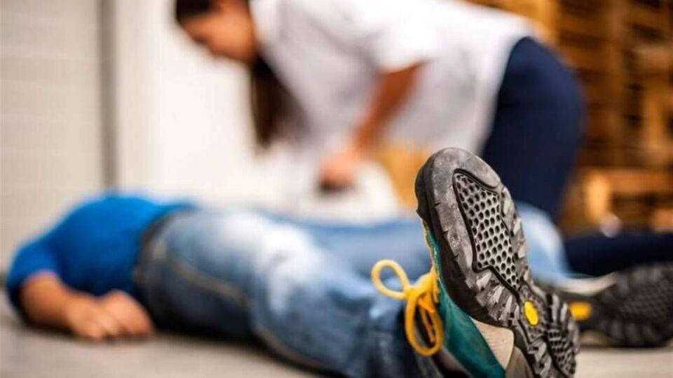 """У Тернополі чоловік у відділенні """"Укрпошти"""" упав і втратив свідомість"""