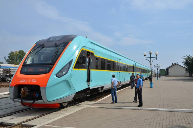 19 нових поїздів на українській залізниці: які цікаві тернополянам?